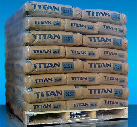 Cement Titan kosjeric