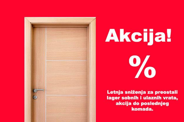 vrata akcija